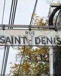 Paris escort Saint-Denis Street photo
