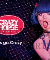 Paris escort Cabaret Crazy Horse photo